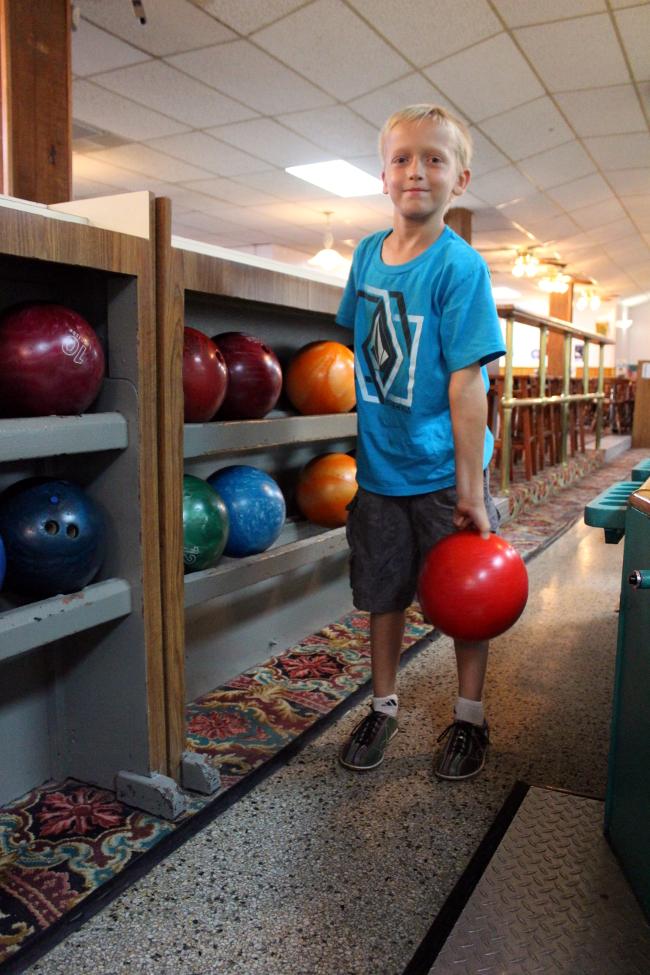 1 bowling