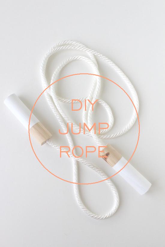 DIY Jump rope