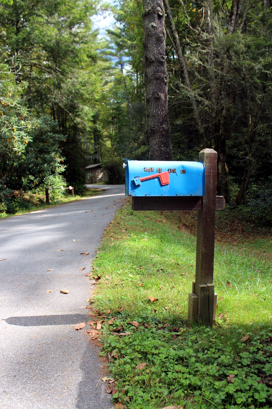 Roadside Mailbox
