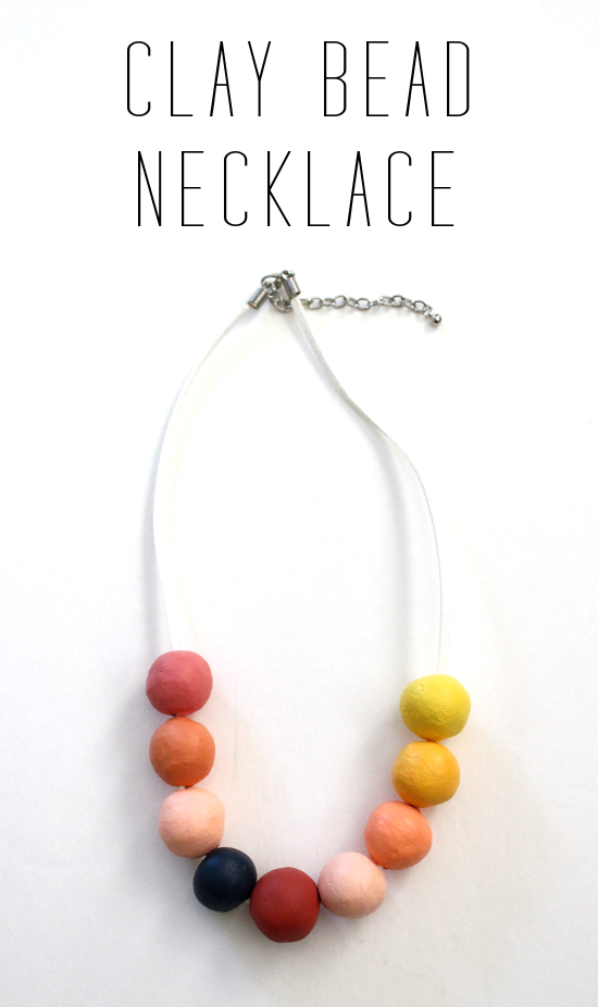 24-CLAY-BEAD-NECKLACE