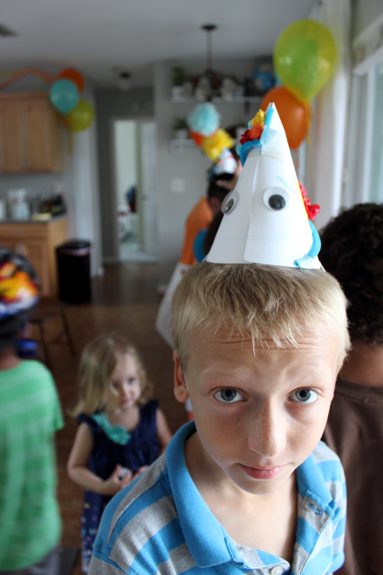 Elijah Party Hat