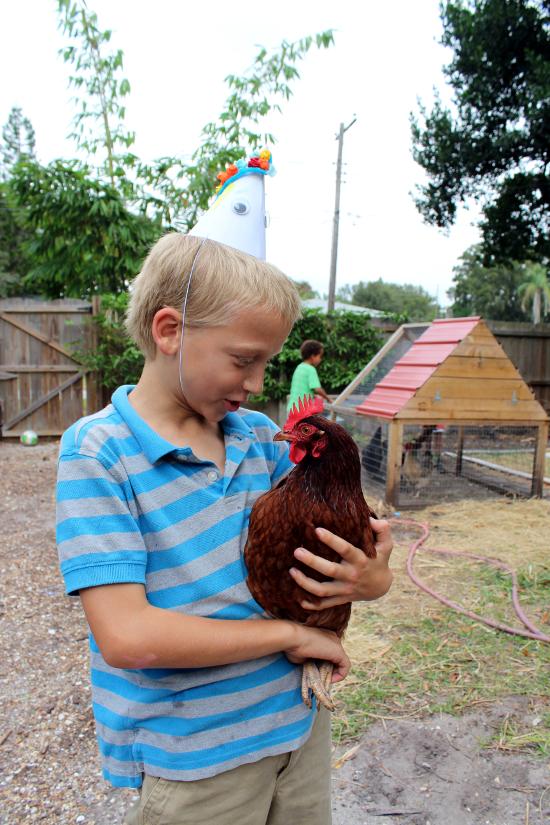 Elijah Chicken
