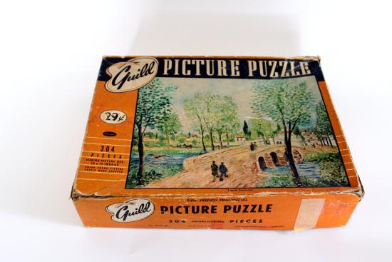vintage guild puzzle