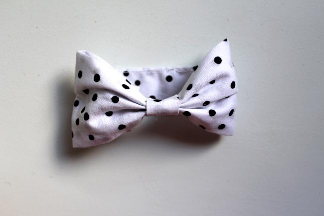 Poke-a-Dot Bow Tie