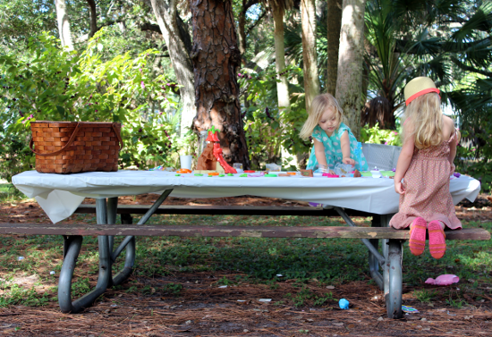 Play Date Table Wide