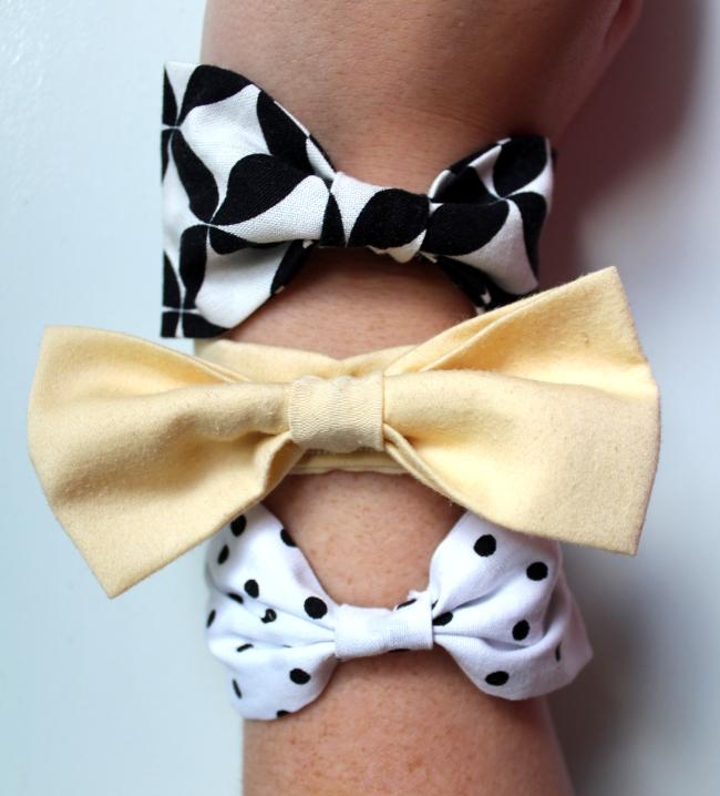 Bow Tie Bracelets Arm