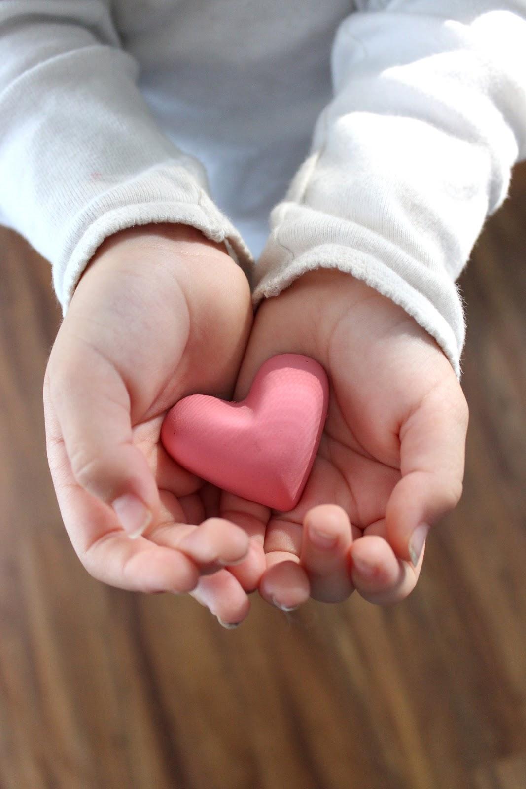 Heart Chalk