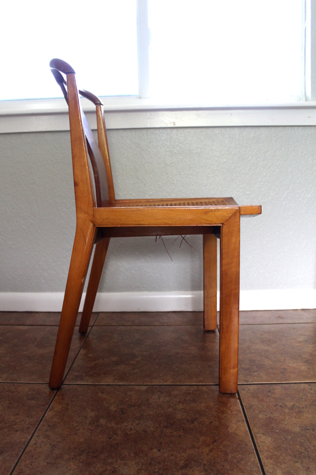 Broken Chair Side