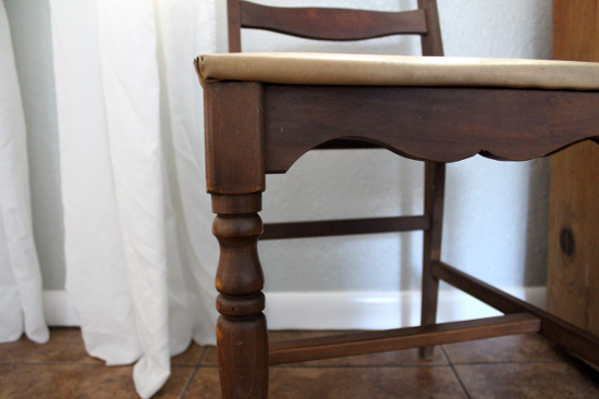 Wooden Chair Legs