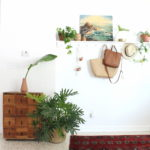 DIY: Peg Rail + Shelf