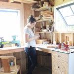 Backyard Shed: My New Workspace